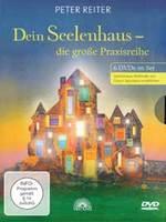 Peter Reiter - CD - Dein Seelenhaus - Grosse Praxisreihe (6DVDs)