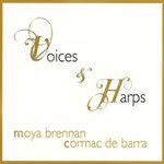 Moya Brennan & De Cormac Barra: CD Voices and Harps