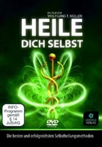 Wolfgang Müller T.: DVD Heile Dich Selbst