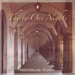 Nicholas Gunn  CD Thirty One Nights