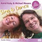 Mosaro & Astrid Kuby - CD - Sing & Dance