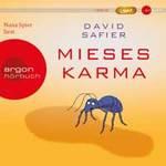 David Safier: CD Mieses Karma (mp3-CD)