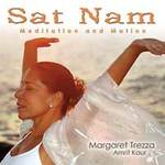 Margaret Trezza (Amrit Kaur) - CD - Sat Nam - Meditation & Motion