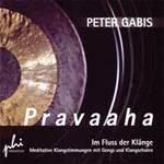 Peter Gabis: CD Pravaaha -  Im Fluss der Klänge