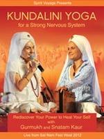 Gurmukh & Snatam Kaur: DVD Kundalini Yoga for a Strong Nervous System
