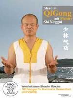 Meister Shi Xinggui: DVD Shaolin QiGong mit Meister Shi Xinggui