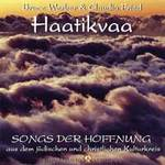 Bruce Werber & Claudia Fried - CD - Haatikvaa