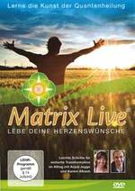 Anjali Jegge & Karem Albash - CD - Matrix Live - Lebe deine Herzenswünsche