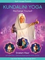 Snatam Kaur: DVD Kundalini Yoga: Recharge Yourself