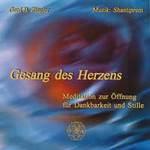 Gerd Ziegler Bodhi & Shantiprem: CD Vision der Freude - Gesang des Herzens