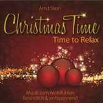 Arnd Stein - CD - Christmas Time - Time to Relax