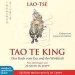 Zensho Kopp W.  CD Tao Te King (2CDs)