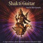Steve McNamara - CD - Shakti Guitar - A Yogic Journey from Dawn to Deepest Night