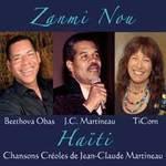 TiCorn & J.C. Martineau & Beethova Obas: CD Zanmi Nou