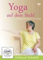 Edeltraud Rohnfeld: DVD Yoga auf dem Stuhl