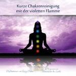 Georg Huber  CD Kurze Chakrenreinigung mit der violetten Flamme