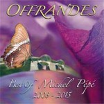 Michel Pepe - CD - Offrandes - Best of Michel Pepe 2008-2015