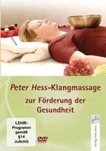 Peter Hess - CD - Klangmassage zur Förderung der Gesundheit