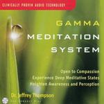 Jeffrey Thompson Dr.  CD Gamma Meditation System Vol. 1
