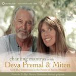 Deva Premal & Miten: CD Chanting Mantras with Deva Premal & Miten - 21 Day Immersion