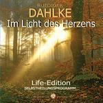 Rüdiger Dahlke - CD - Im Licht des Herzens - Life Edition
