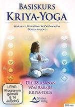Marshall Satchidananda Govindan & Durga Ahlund - CD - Basiskurs Kriya-Yoga (DVD)