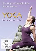 Remo Rittiner & Eva Hager-Forstenlechner  Yoga für Rücken und Hüfte (DVD)  CD Image