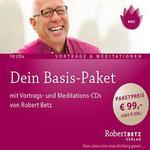 Robert Betz: CD Dein Basis-Paket für ein glückliches Leben (10 CDs)