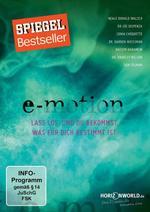 Bailey Frazer  E-motion - Lass los und du bekommst, was für dich bestimmt ist - (Deutsch) (DVD)  CD Image