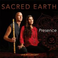 Sacred Earth  CD Presence - Live in Concert