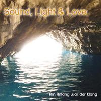 Thomas Eberle - Anuvan  Sound, Light & Love  CD Image
