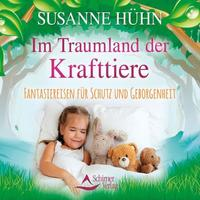 Susanne Hühn - CD - Im Traumland der Krafttiere