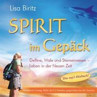 Lisa Biritz - CD - Spirit im Gepäck (mp3-CD)
