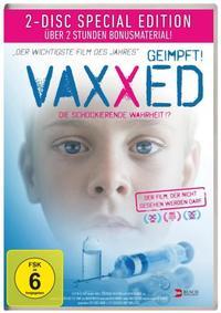 Andrew Wakefield  CD Vaxxed - Geimpft, die schockierende Wahrheit (2DVDs Special Edition)