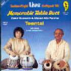 Z Hussain & A Rakha - CD - Memorable Tabla Duet - Teental