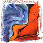 Harry Payuta & Friends - CD - India Redhot Blue