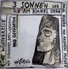 Paul Horn & Andreas Zöllner  Drei Sonnen sah ich am Himmel stehen  CD Image