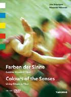 Gelebte Rituale in Tibet: DVD Farben der Sinne (Buch + DVD)