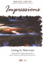 Various Artists - Impressions: DVD Living In Harmony CD + DVD