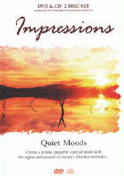 Various Artists - Impressions: DVD Quiet Moods CD + DVD