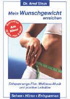Arnd Stein: DVD Mein Wunschgewicht erreichen  DVD
