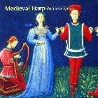 Patricia Spero: CD Medieval Harp