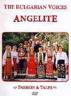 Bulgarian Voices Angelite  CD Passion & Tales - 2007