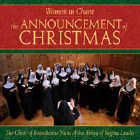 Women in Chant -  Benedictine Nuns - CD - Announcement of Christmas