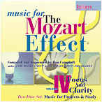 Don Campbell: CD Mozart Effect, Vol. 4: Focus and Clarity