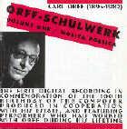 Orff-Schulwerk: CD Orff-Schulwerk Vol. 1: Musica Poetica
